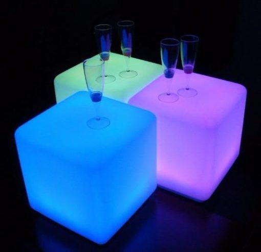лед куб