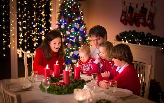 Рождественский стол – залог успеха и здоровья всей семьи