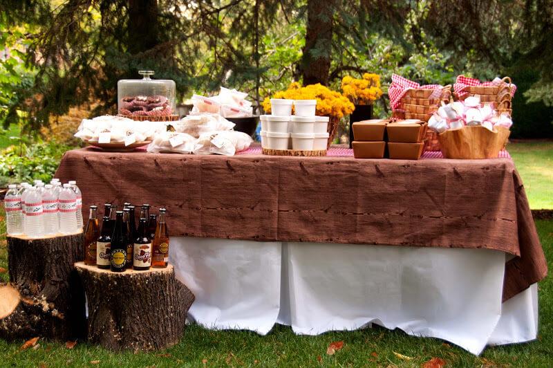 Как организовать неповторимый пикник?