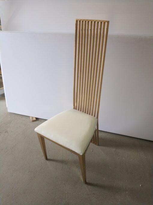 оренда золотого стільця арфа