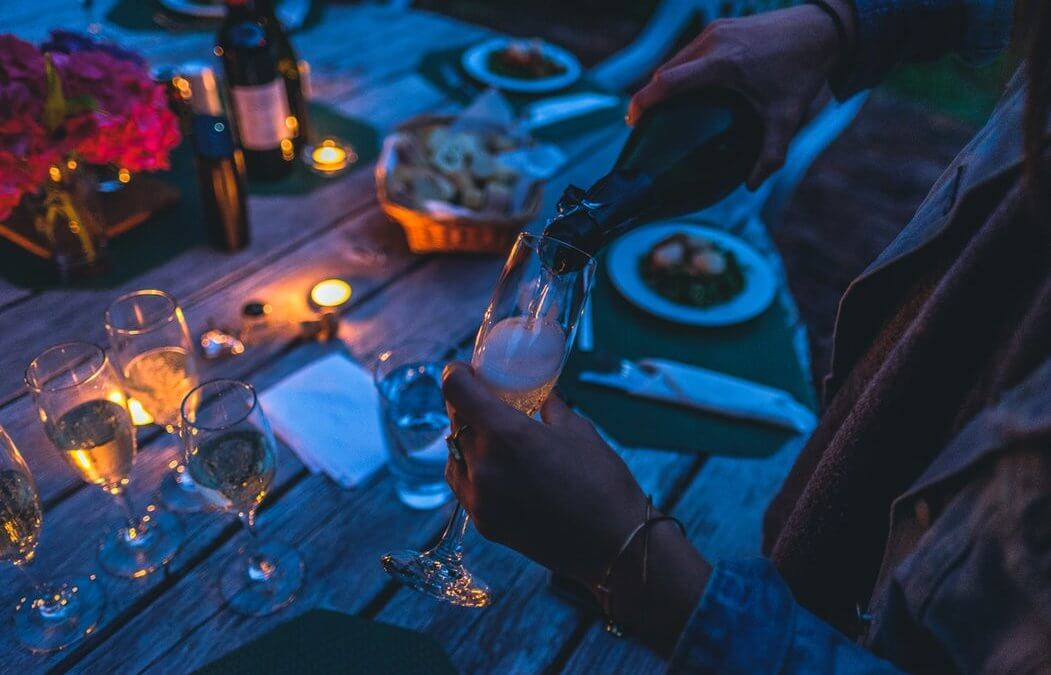 Коктейльная вечеринка – незабываемый праздник для гостей!